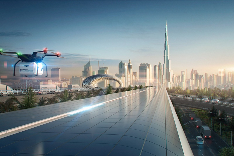 Futuristic urban ideas that could be coming soon