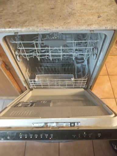 Frigidaire Dishwasher Repair Fghd2433kf1 Located In Canton