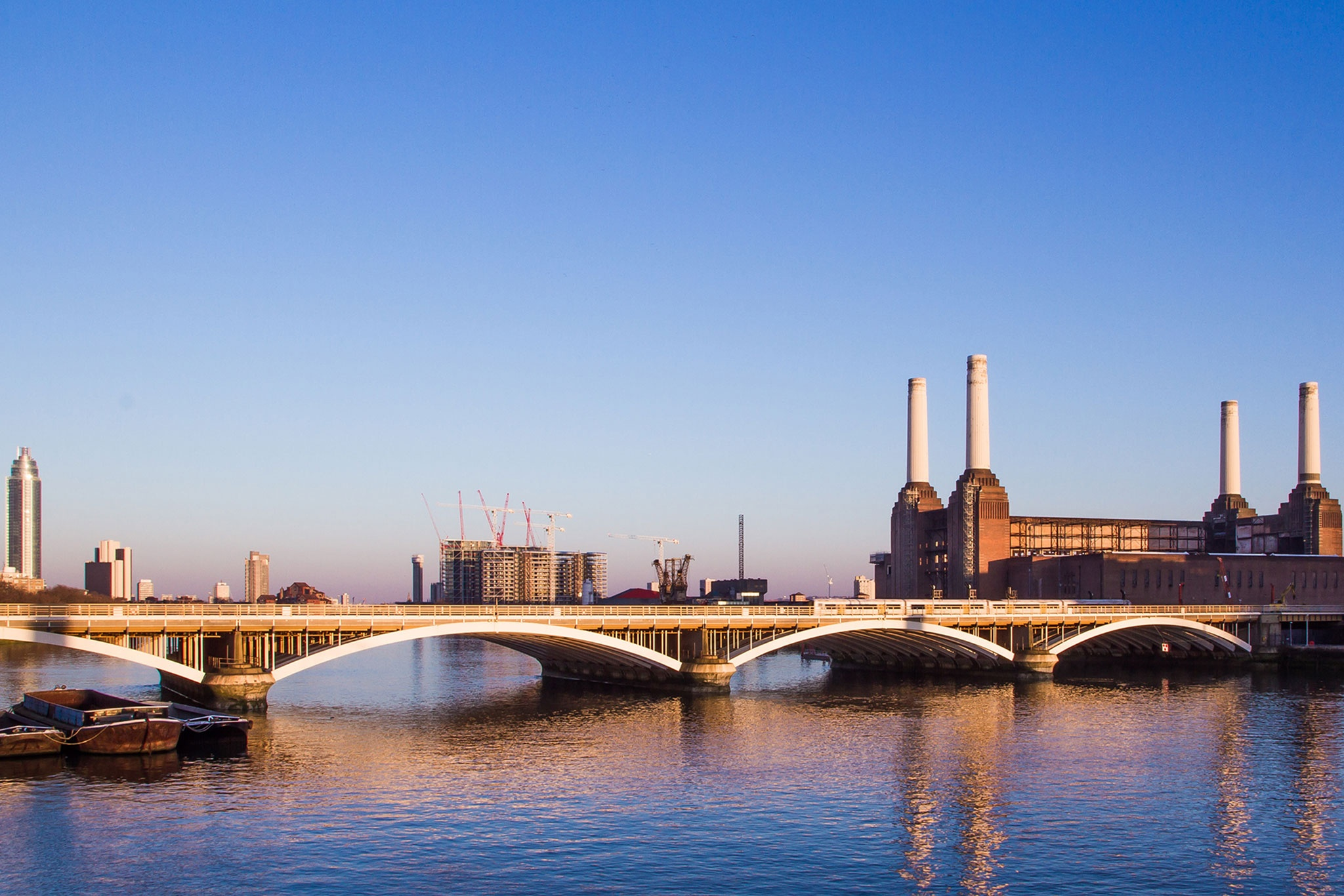 Battersea Power Station all set to welcome its first residents