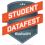 Student DataFest 2018: The Data Supremacy logo