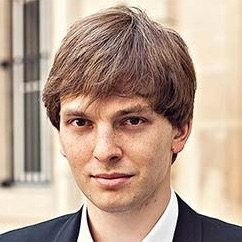 photo of cryptocurrency expert Oleg Andreev