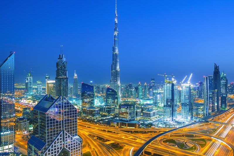 Dubai emerges as the new outpost for cutting-edge architecture
