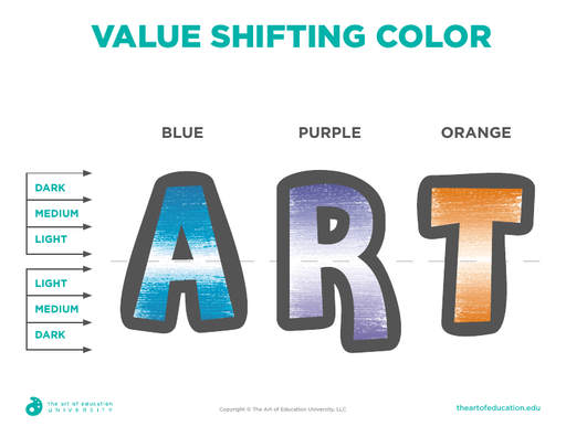Value Shifting Color - FLEX Assessment