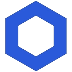 expert reviewed cryptocurrency Chainlink logo