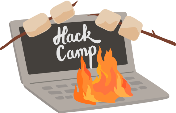 Hack Camp logo