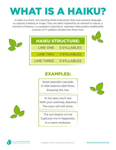 What is a Haiku? - FLEX Resource
