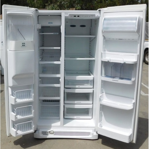 Refrigerator Kenmore Coldspot Side By