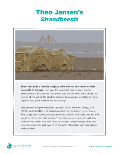 Theo Jansens Strandbeests - FLEX Assessment