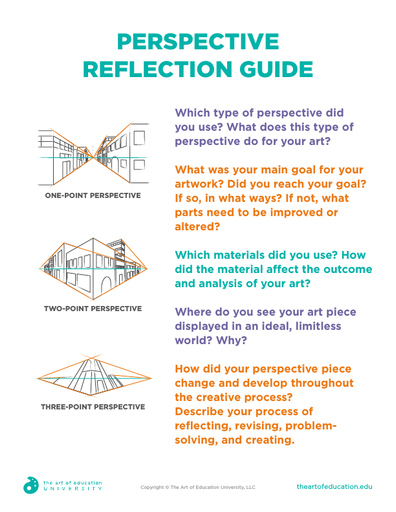 Perspective Reflection Guide - FLEX Resource