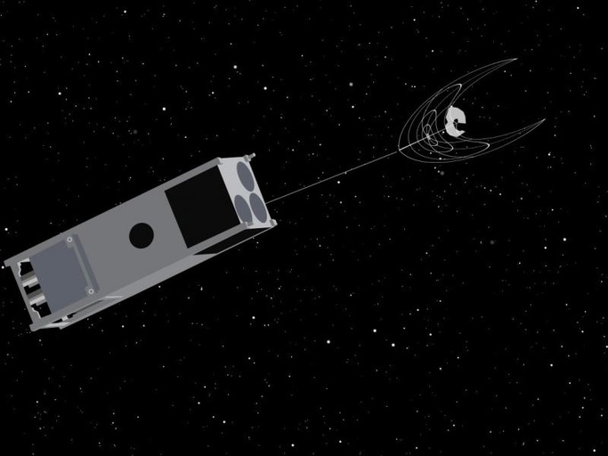 OSCaR (Obsolete Spacecraft Capture and Removal)