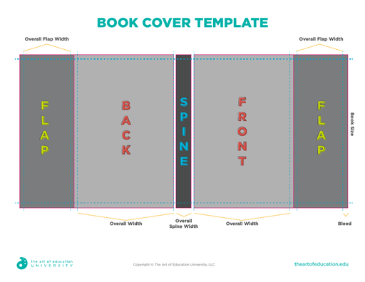 Book Cover Template - FLEX Resource