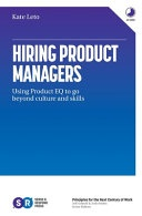 Hiring Product Managers