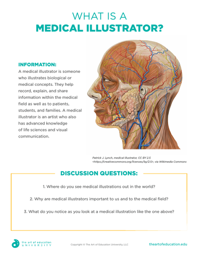 What is a Medical Illustrator? - FLEX Resource