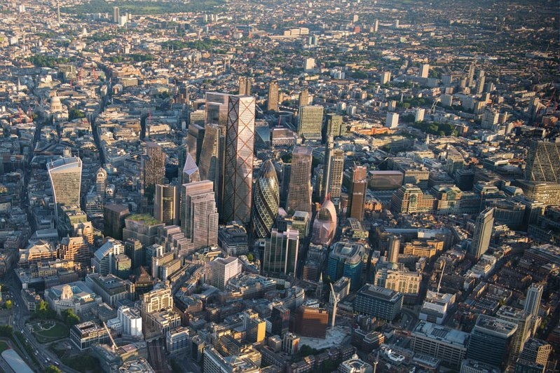 How London's skyline will change by 2026