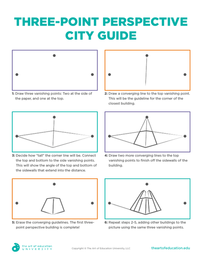 Three-point Perspective City Guide - FLEX Assessment