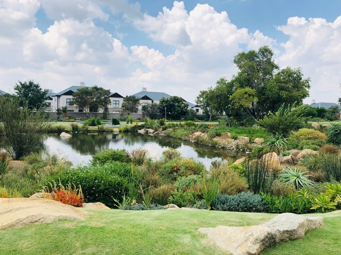Waterfall Country Estate, Midrand view