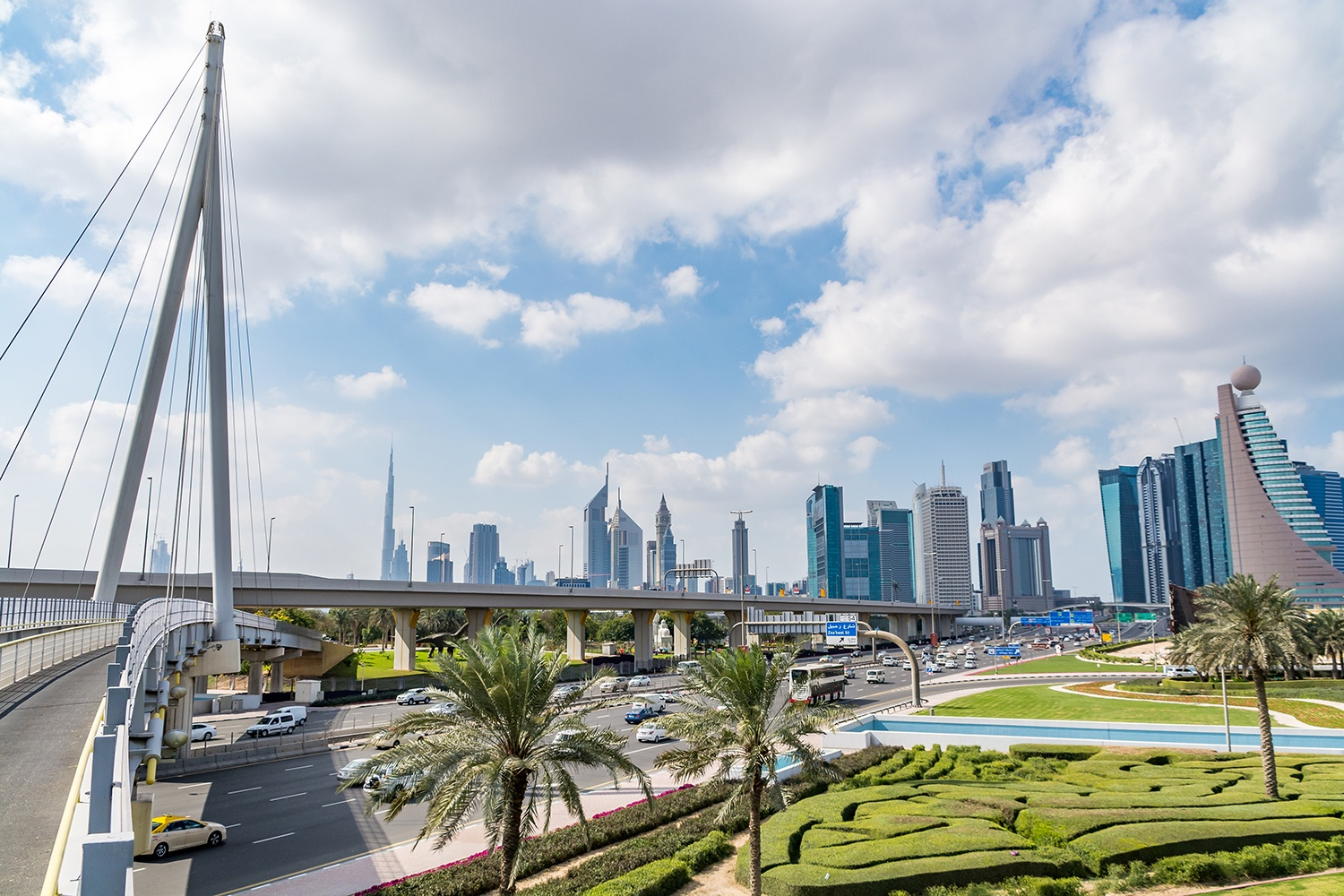 Dubai to build 50 new parks in 2019