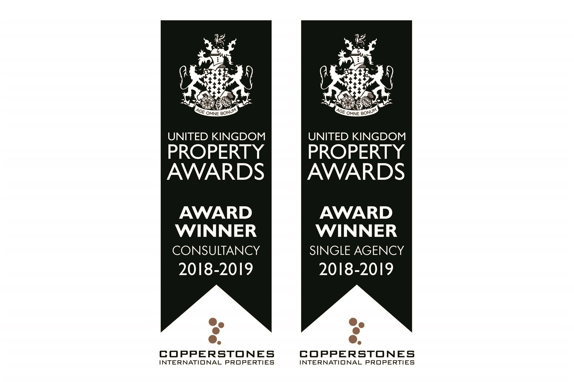 Copperstones wins two international property awards