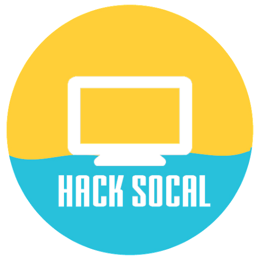 Hack SoCal logo