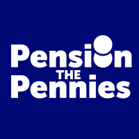 Pension The Pennies logo
