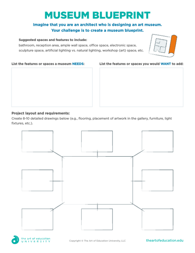 Museum Blueprint - FLEX Assessment