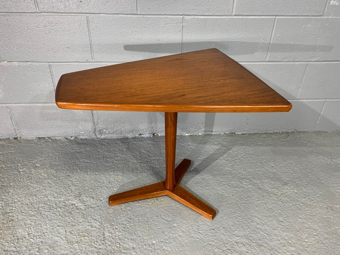 Mid-Century Swedish Modern Teak Side Table / End Table by Dux Circa 1960s