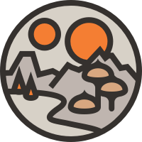 logo of featured expert reviews of cryptocurrency Decentraland