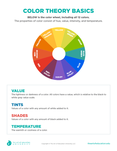 Color Theory Basics - FLEX Assessment