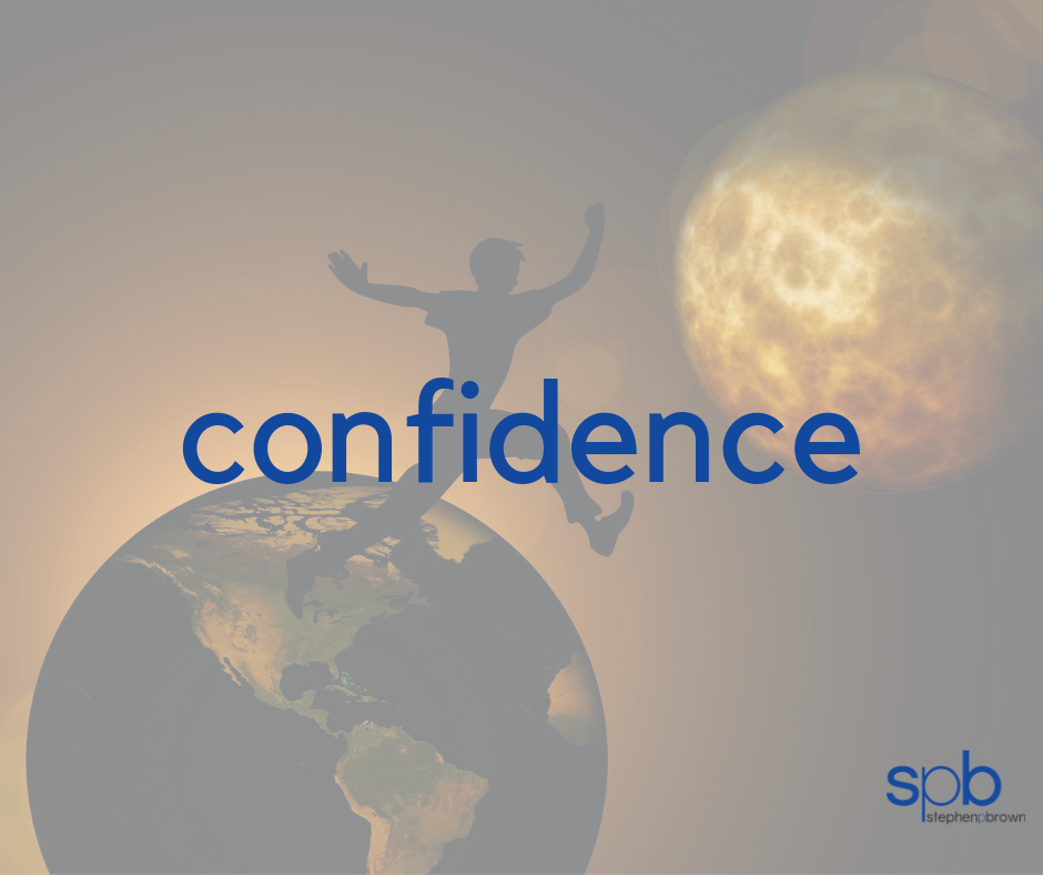 Confidence - A Characteristic of Attractiveness