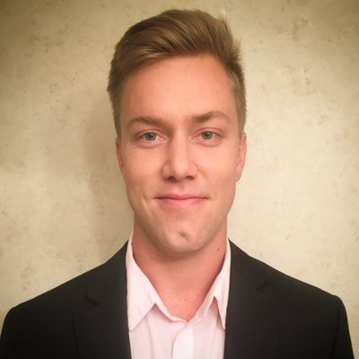 photo of cryptocurrency expert Alex Sunnarborg