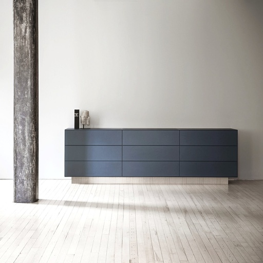 LEATHER CREDENZA | COURBET