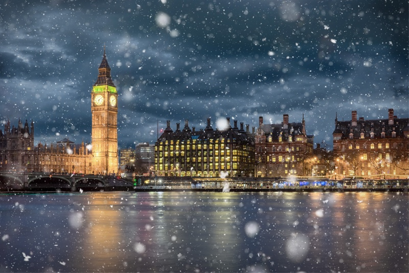 How to enjoy London during the winter holidays