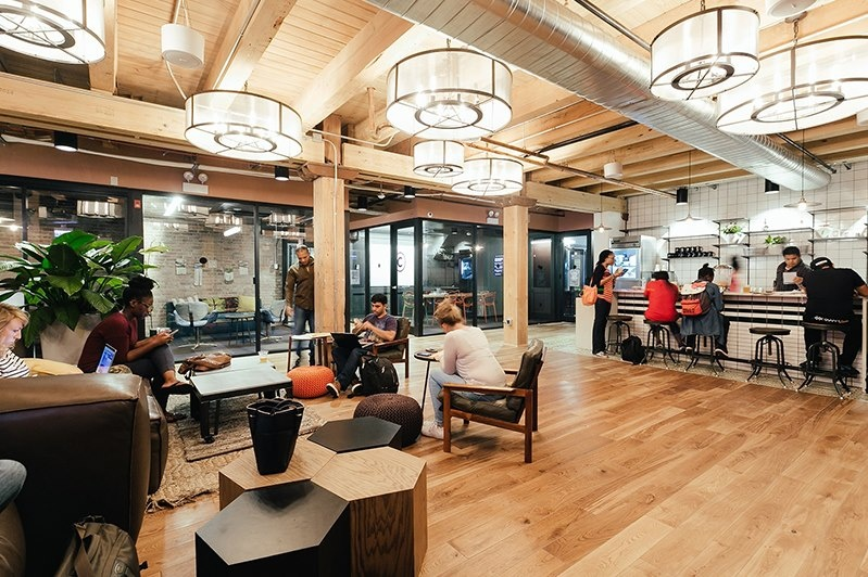 WeWork in London will double in size within 12 months