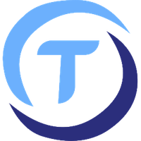 logo of featured expert reviews of cryptocurrency TrueUSD