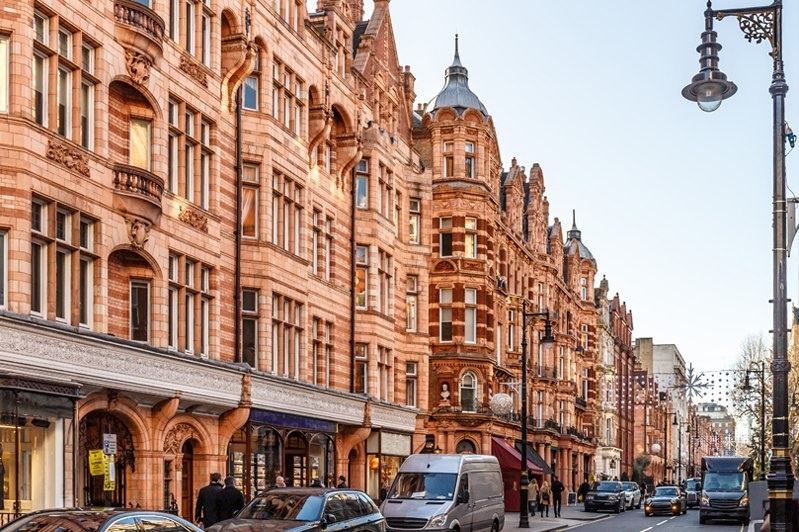 Rents in London are on the rise again