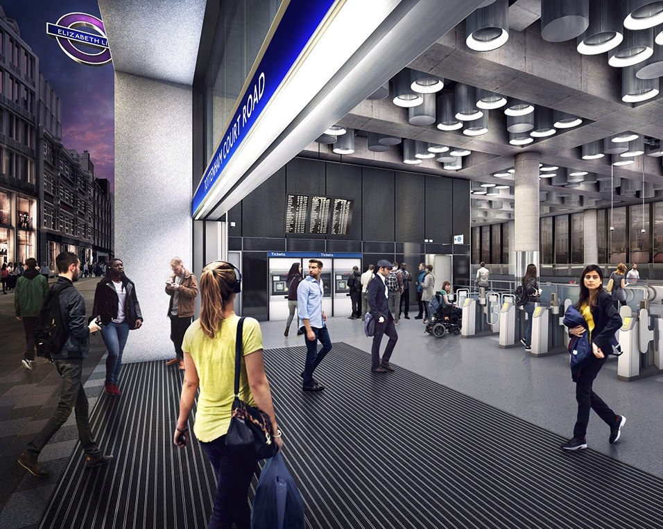 Crossrail effect increases property investment along the Elizabeth line