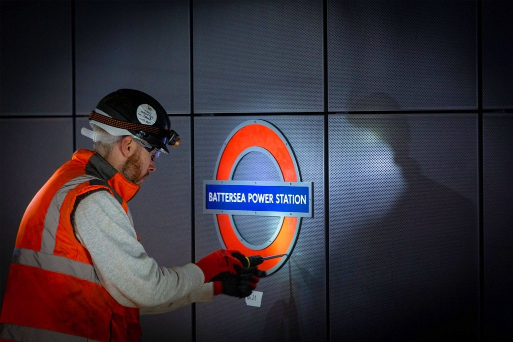 Northern Line Extends to Battersea Power Station with Trial Journeys Already Begun
