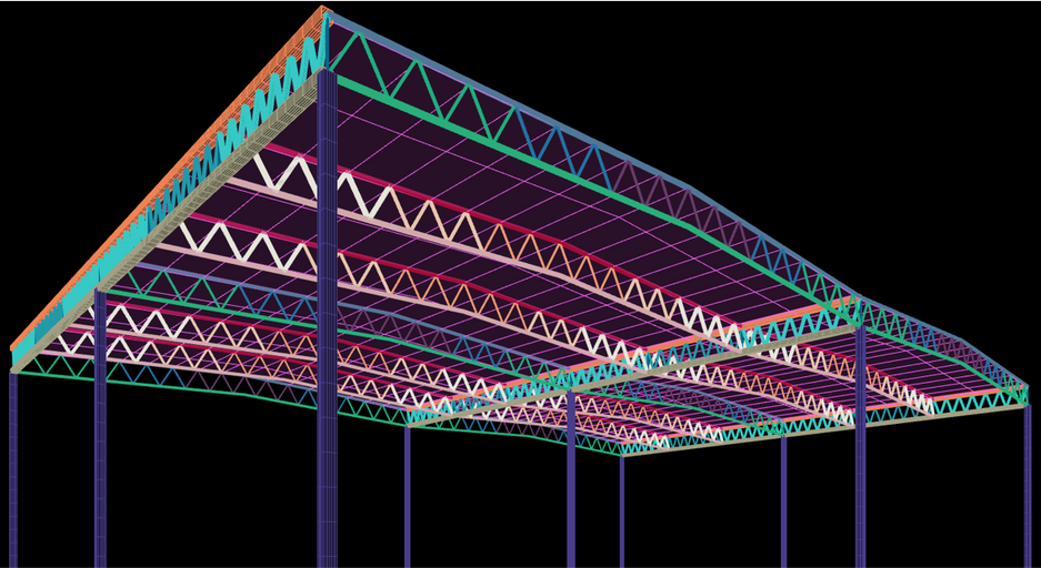 Fabrication Automation for Steel Lattice Trusses (FASTtruss)