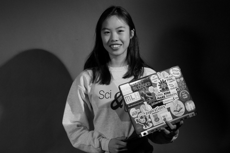 Photo of Katherine Mary Huang