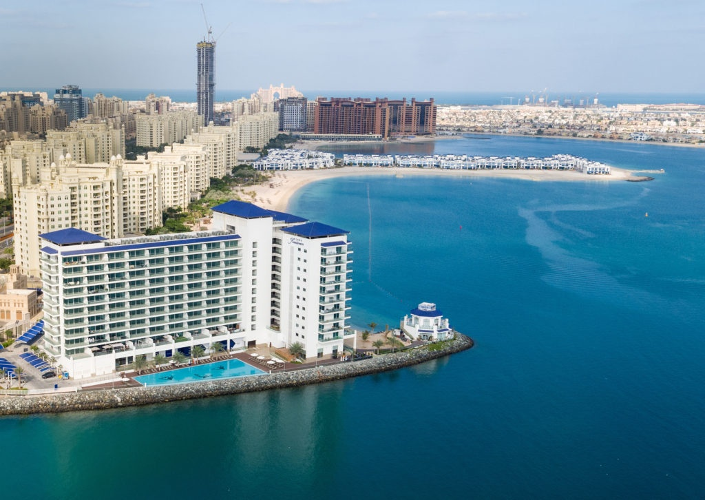 Nakheel to build two new marinas in the Palm Jumeirah