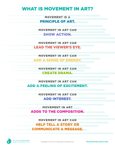 What is Movement in Art? - FLEX Assessment