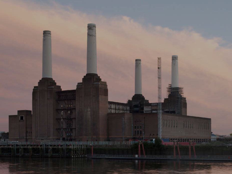 New exhibit showcases history of Battersea Power Station