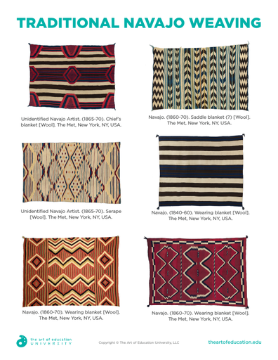 Traditional Navajo Weaving - FLEX Assessment