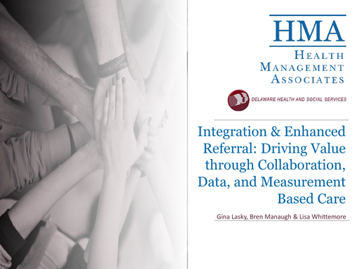 Integration & Enhanced Referral: Driving Value through Collaboration, Data, and Measurement Based Care