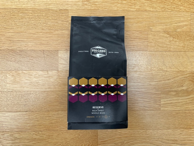 Reserve by Volcano Coffee Works