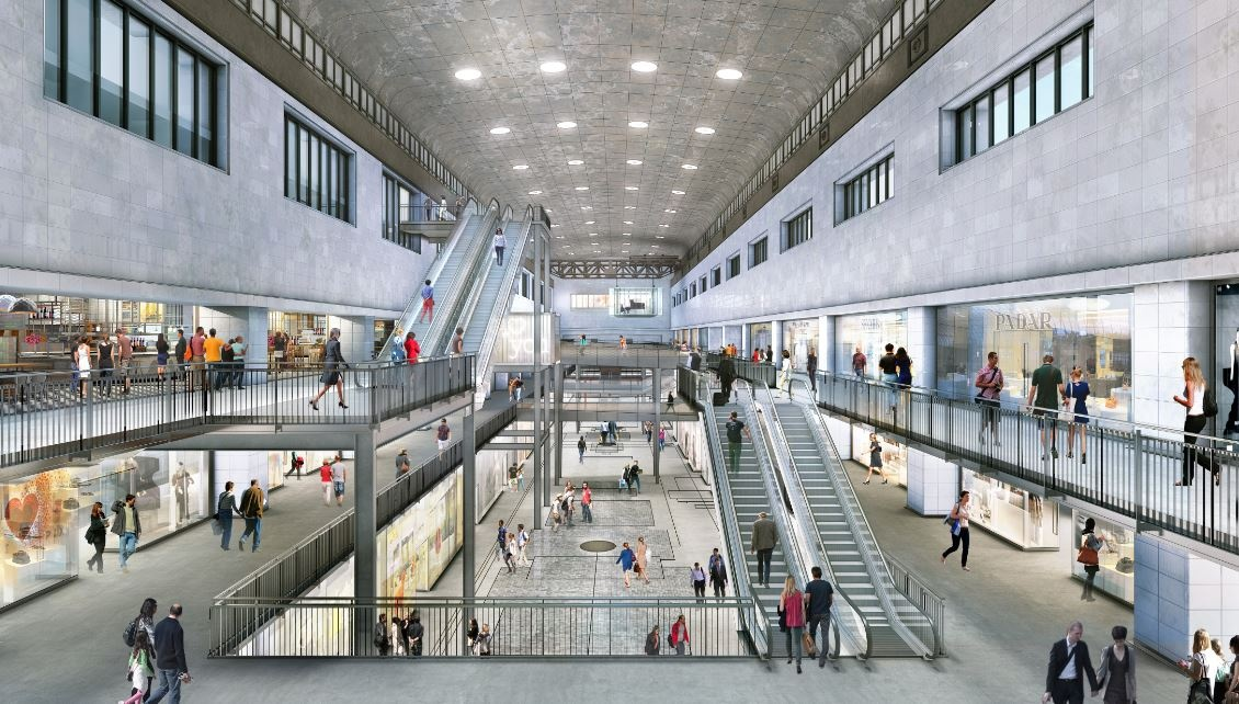 The power of retail at Battersea Power Station