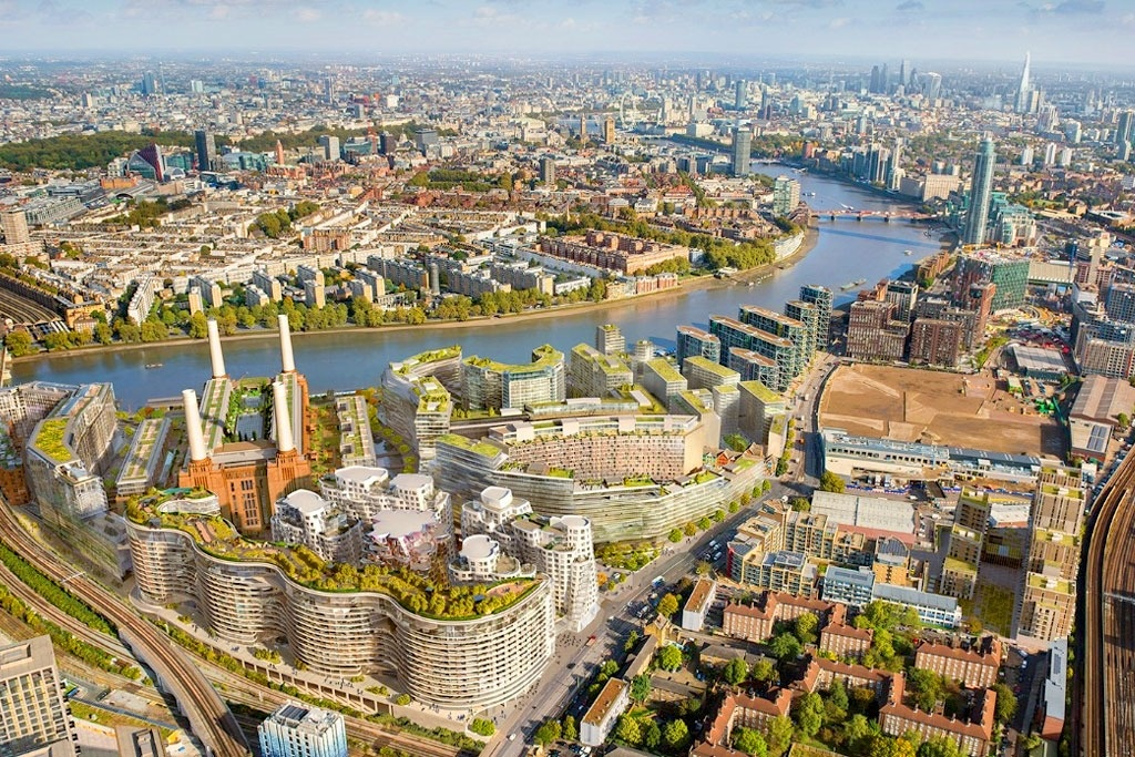 Living in Battersea – What to do in Battersea Power Station?