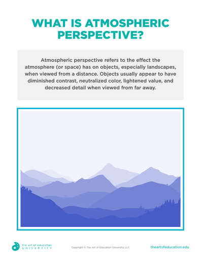 What Is Atmospheric Perspective? - FLEX Assessment