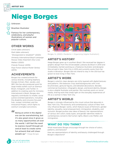 Niege Borges - FLEX Resource
