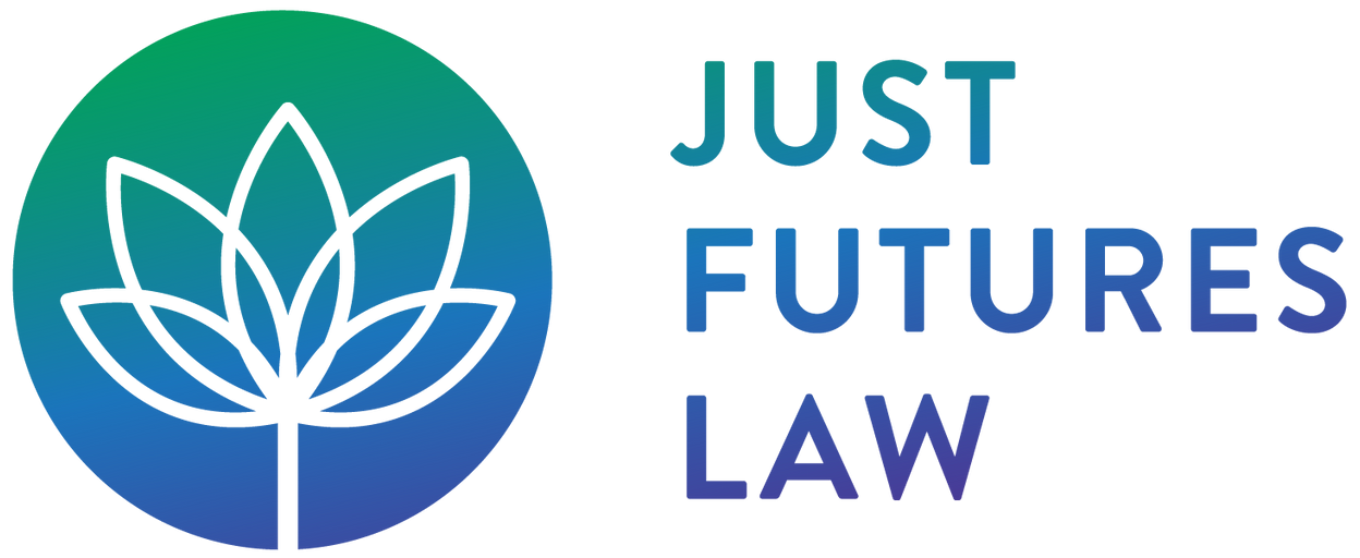 Just Futures Law logo